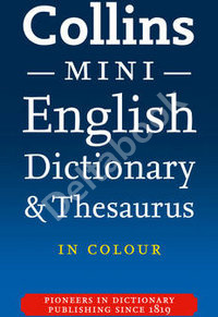 Collins Mini Dictionary and Thesaurus (3rd Edition)