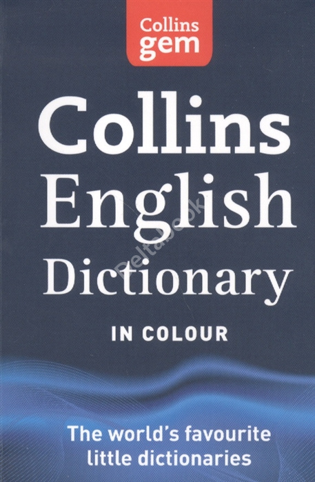 Collins Gem English Dictionary in Colour (16th Edition)