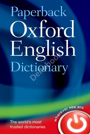 Oxford English Dictionary (7th Edition)