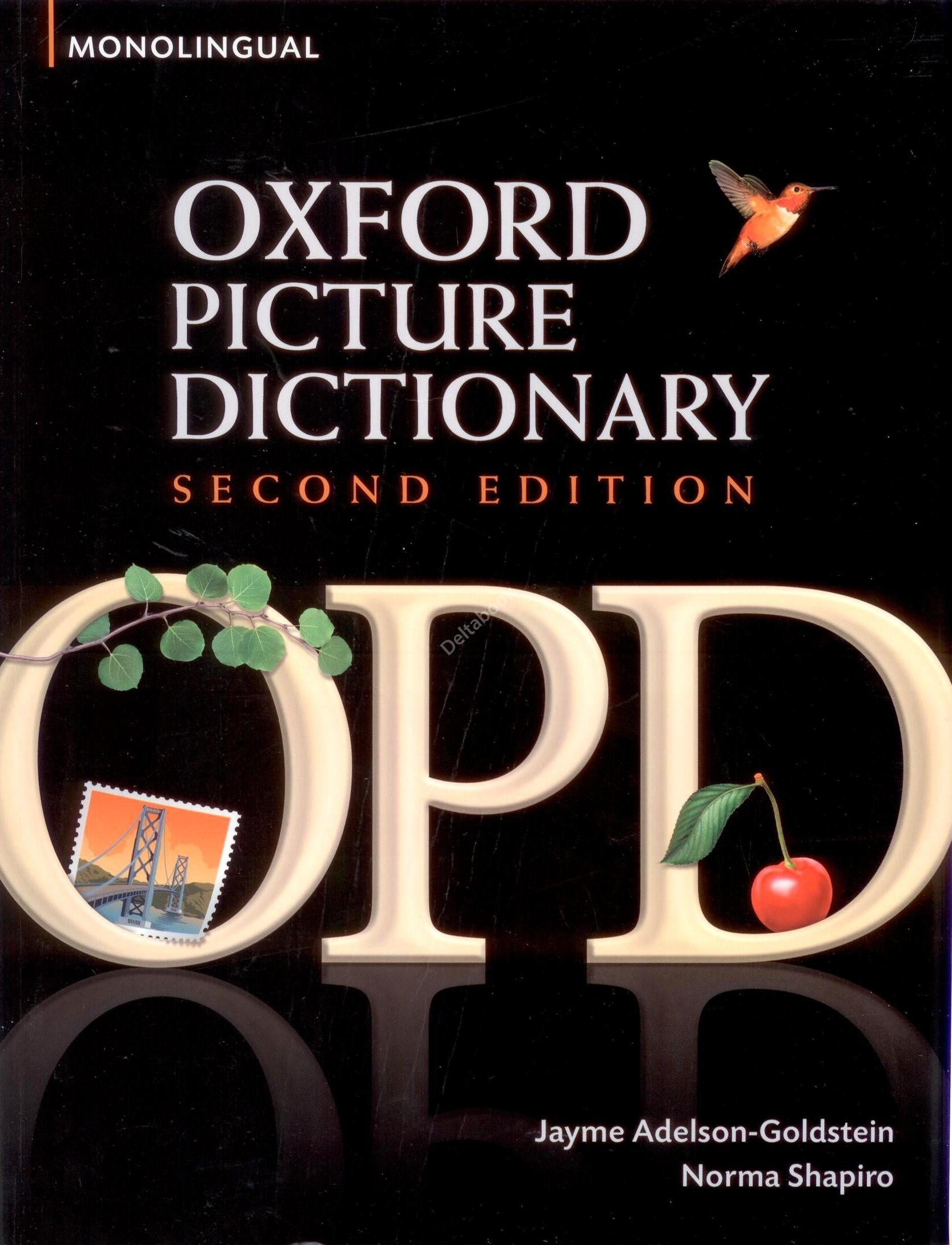Oxford Picture Dictionary (Second Edition) Monolingual