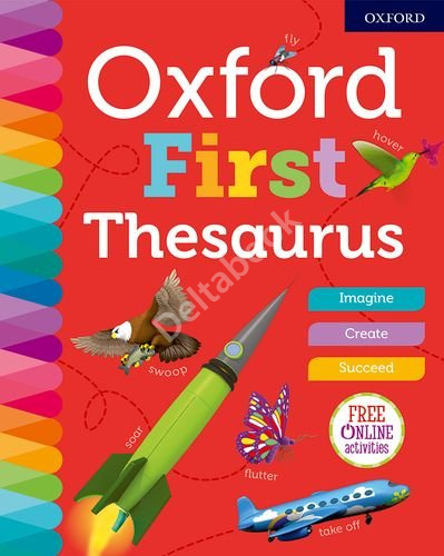 Oxford First Thesaurus (New Edition) Hardback
