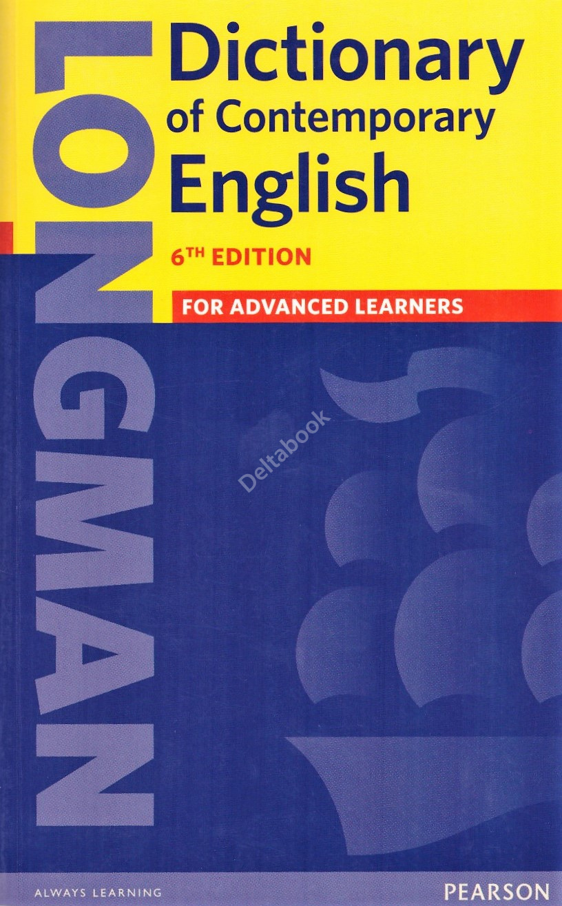 Longman Dictionary of Contemporary English Advanced (6th Edition)