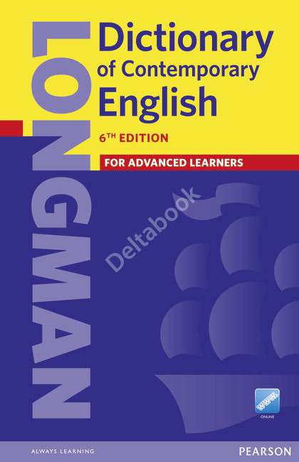 Longman Dictionary of Contemporary English Advanced + online code (6th Edition)