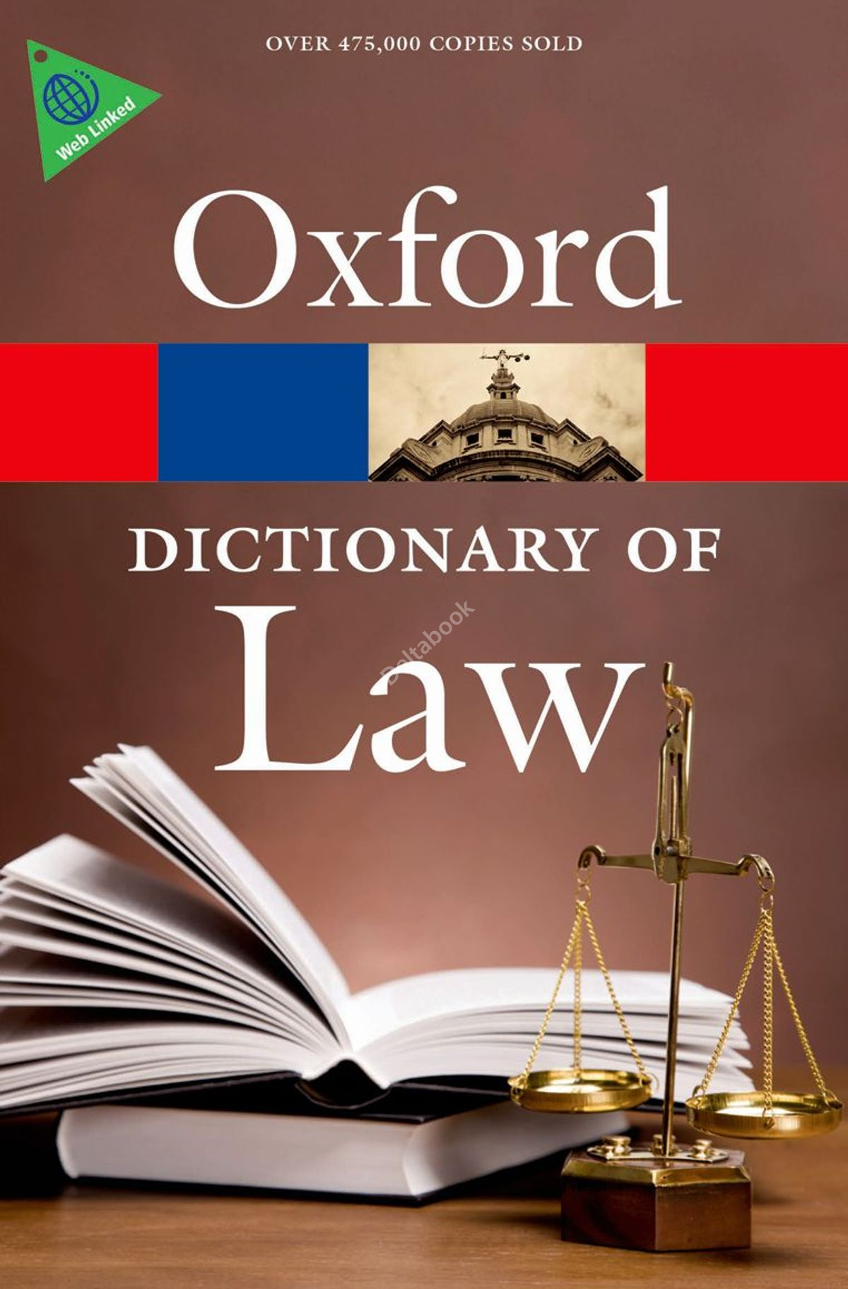 Oxford Dictionary of Law (7th edition)