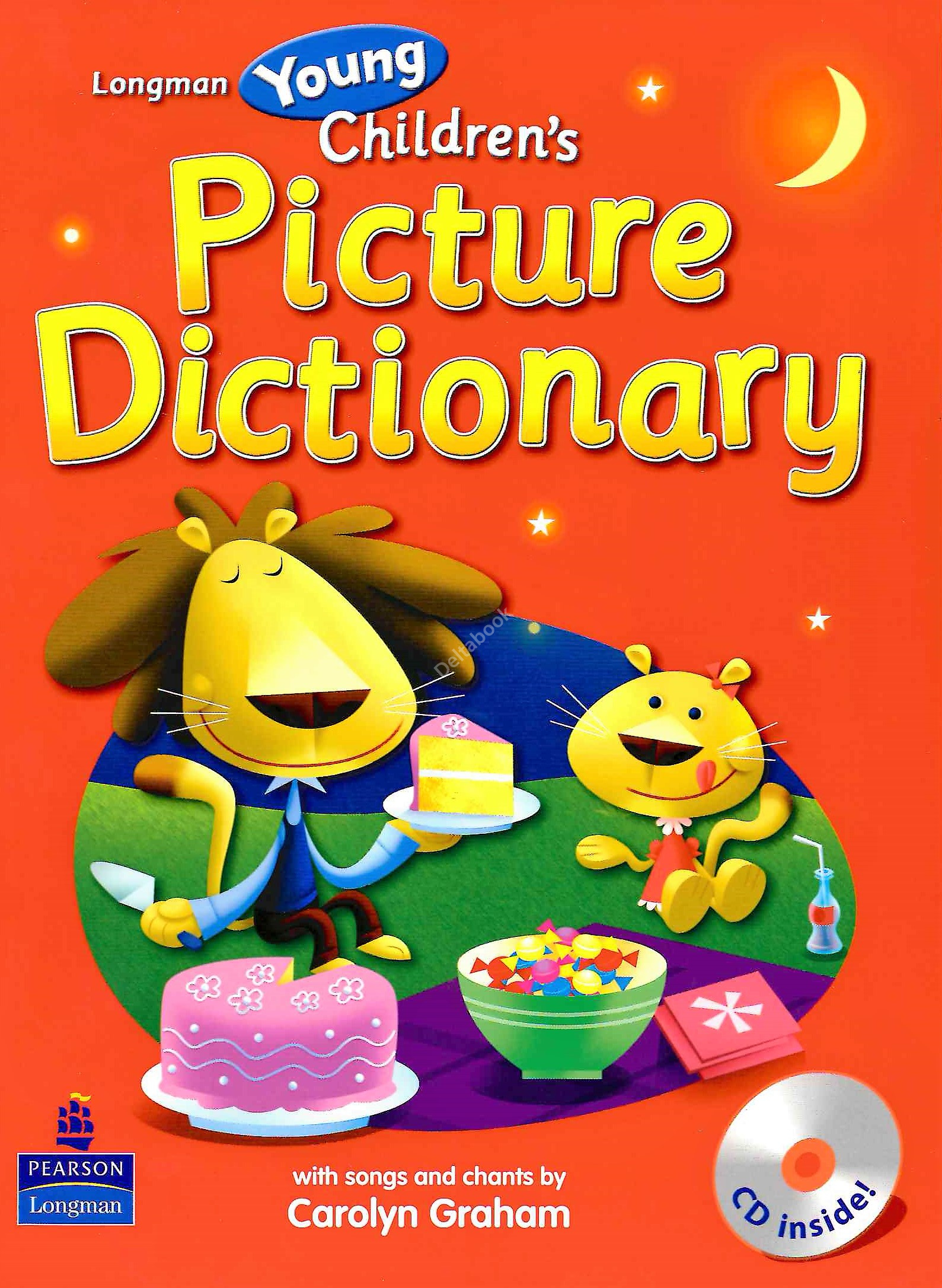 Longman Young Children's Picture Dictionary + Audio CD
