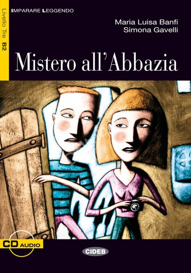 Mistero all'Abbazia + Audio CD