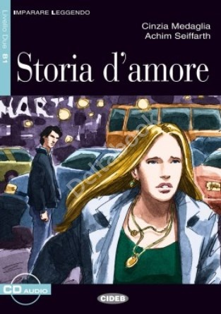 Storia d'amore + Audio CD