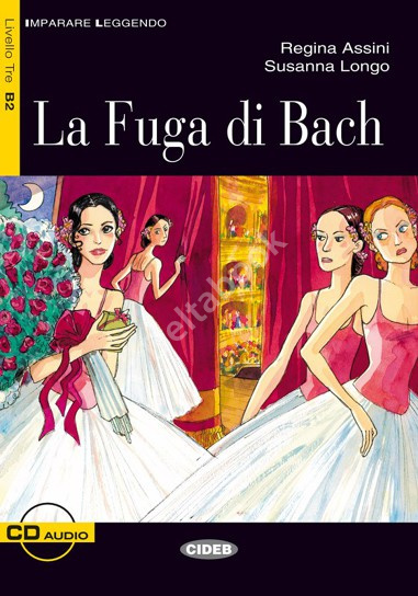 La Fuga di Bach + Audio CD