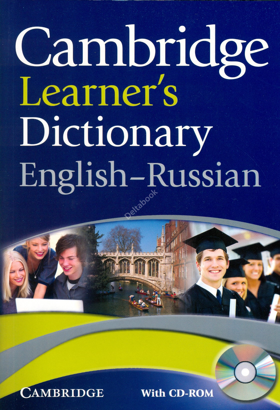 Cambridge Learner's Dictionary English-Russian + CD-ROM